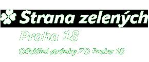 Strana Zelených – ZO Praha 18